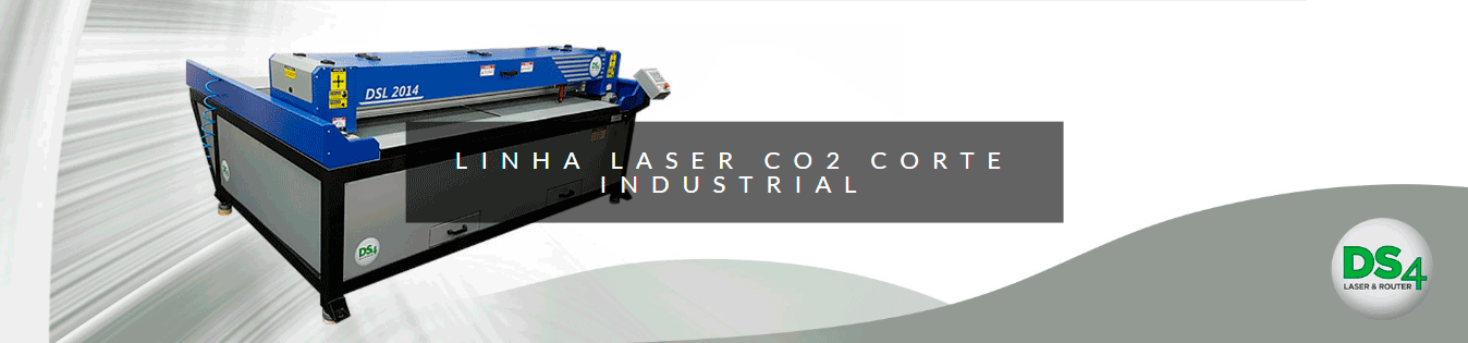 Laser CO2 Corte Industrial